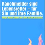 Flyer Rauchmelder