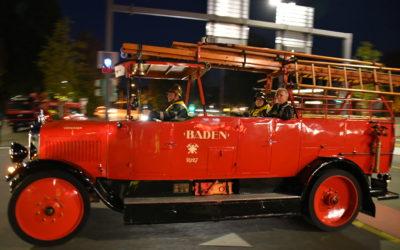 61 Jahre Feuerwehrdienst